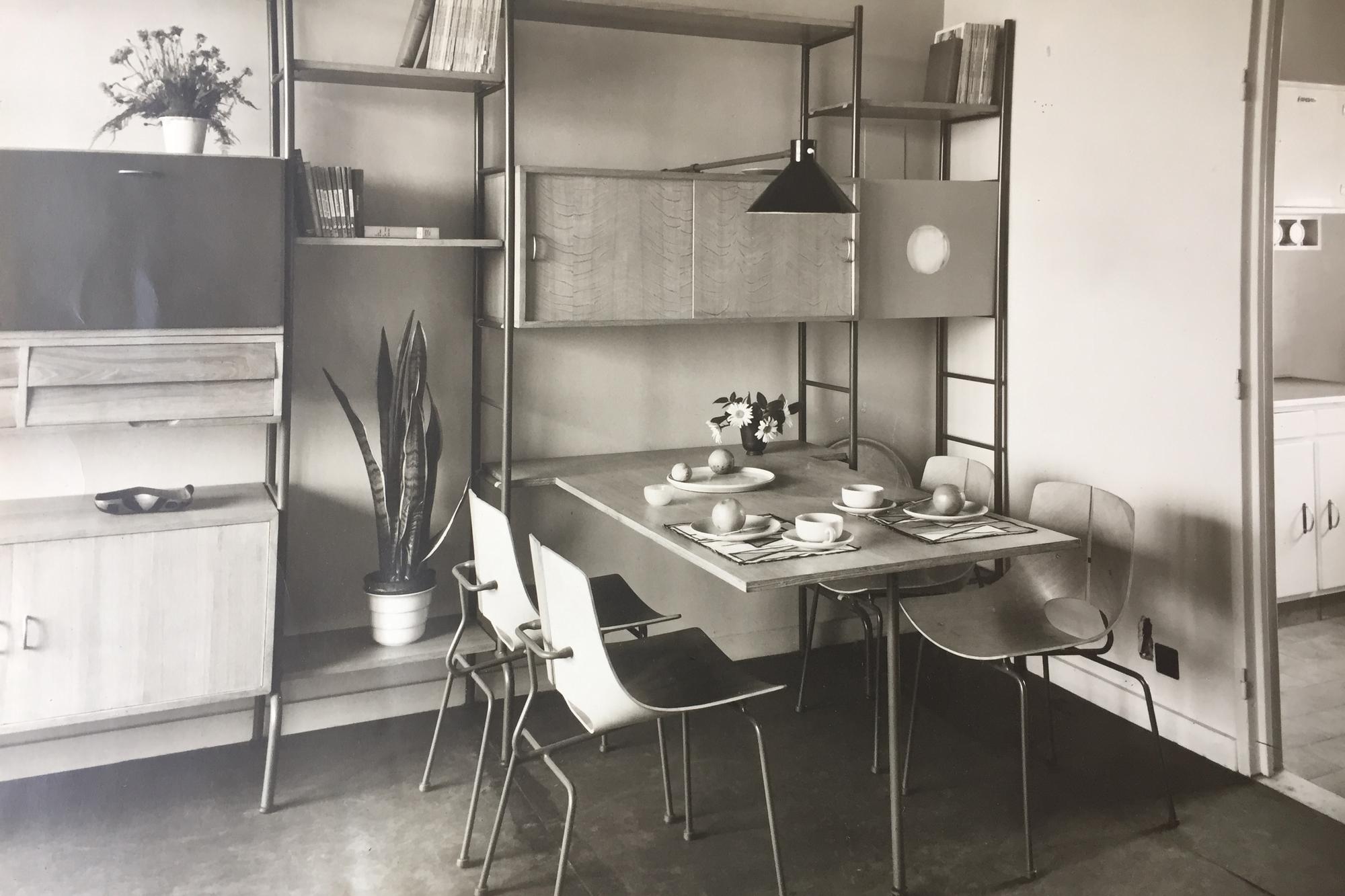 Modelappartement, Alain Hens