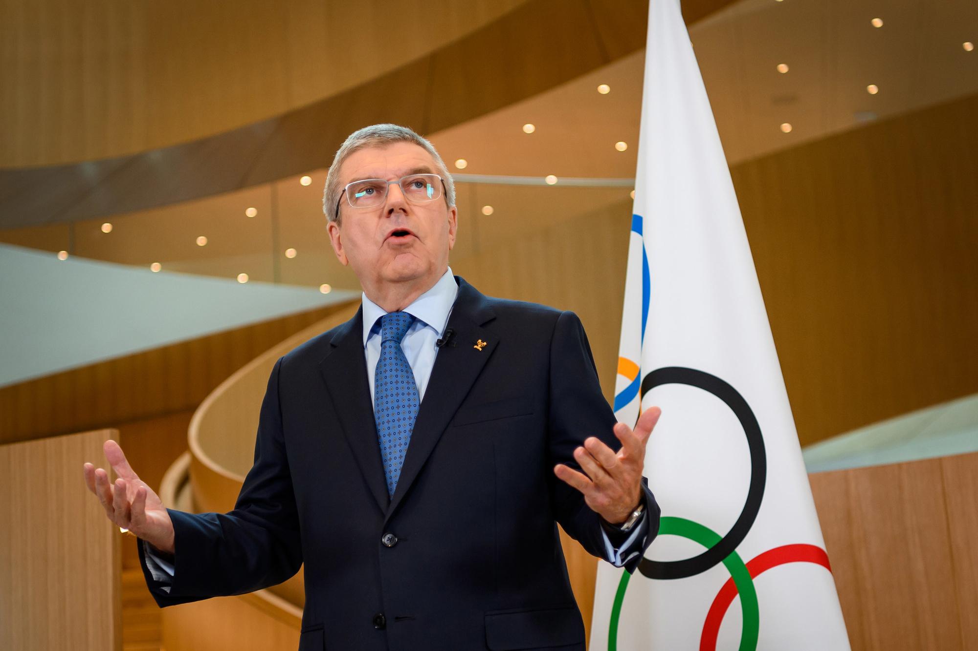 IOC-voorzitter Thomas Bach wordt zelfs in eigen land bestempeld als een koppige leider., Belga Image