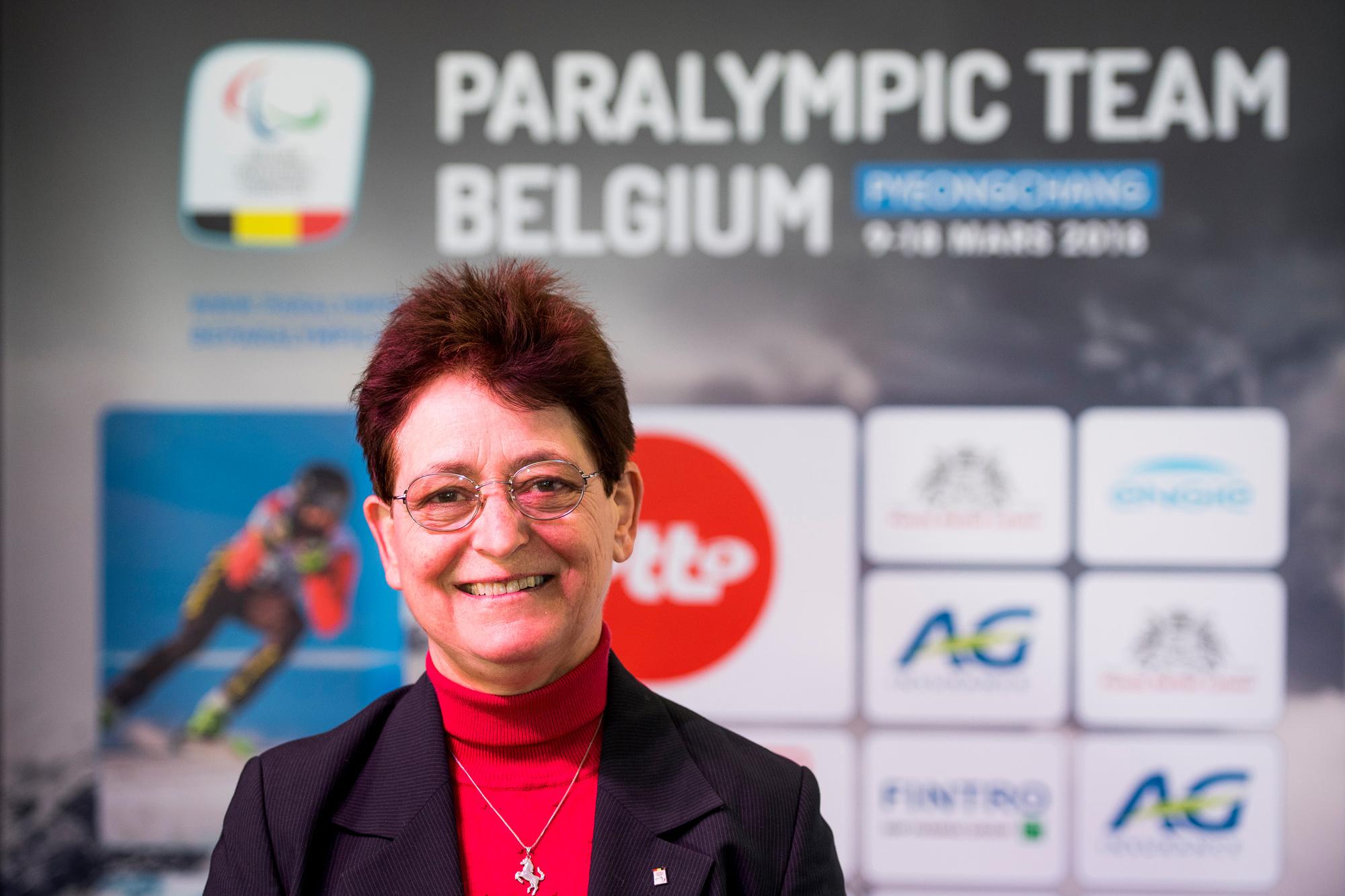 Anne D'Ieteren, Belga Image