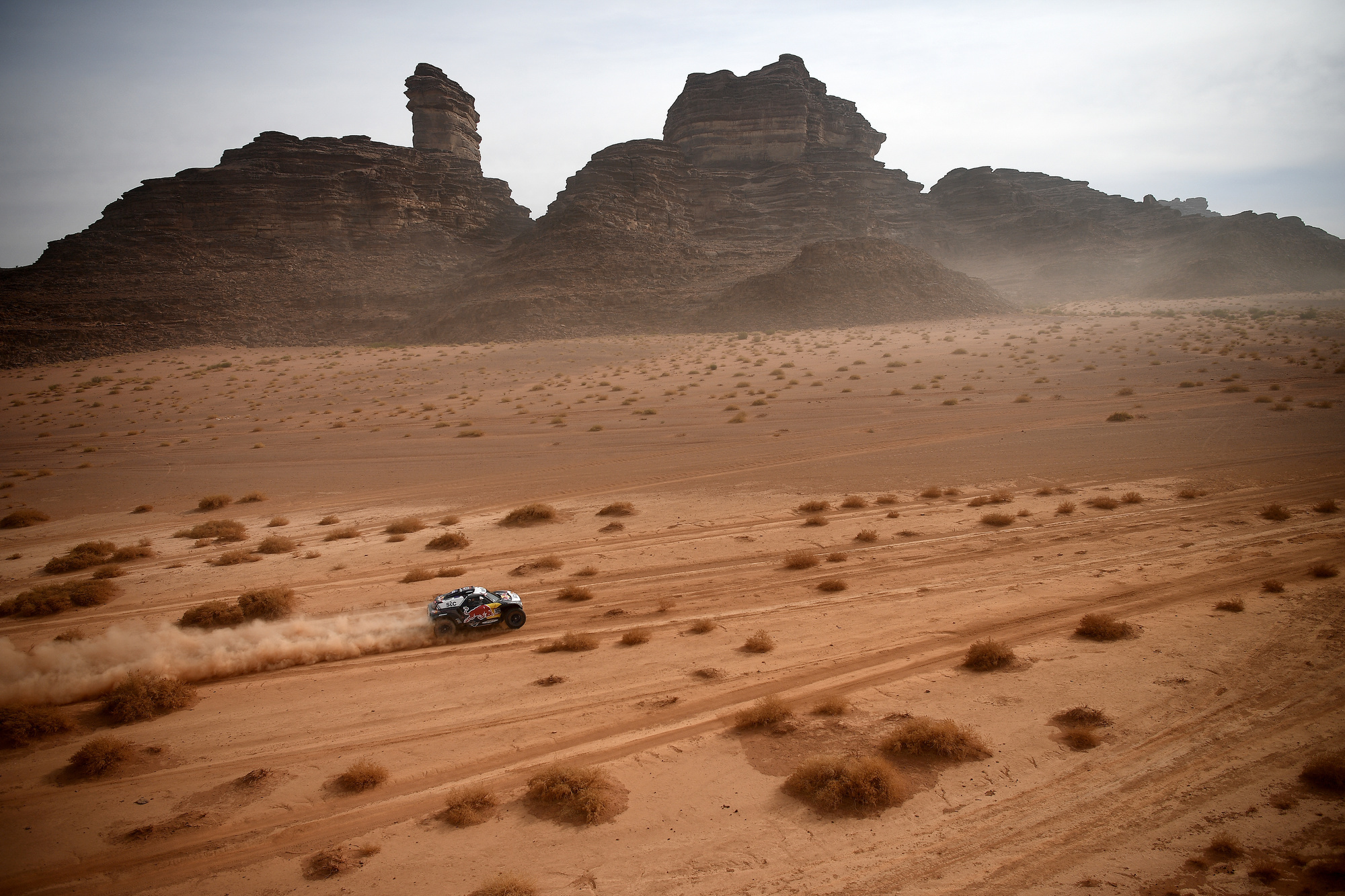 Dakar 2021, belga
