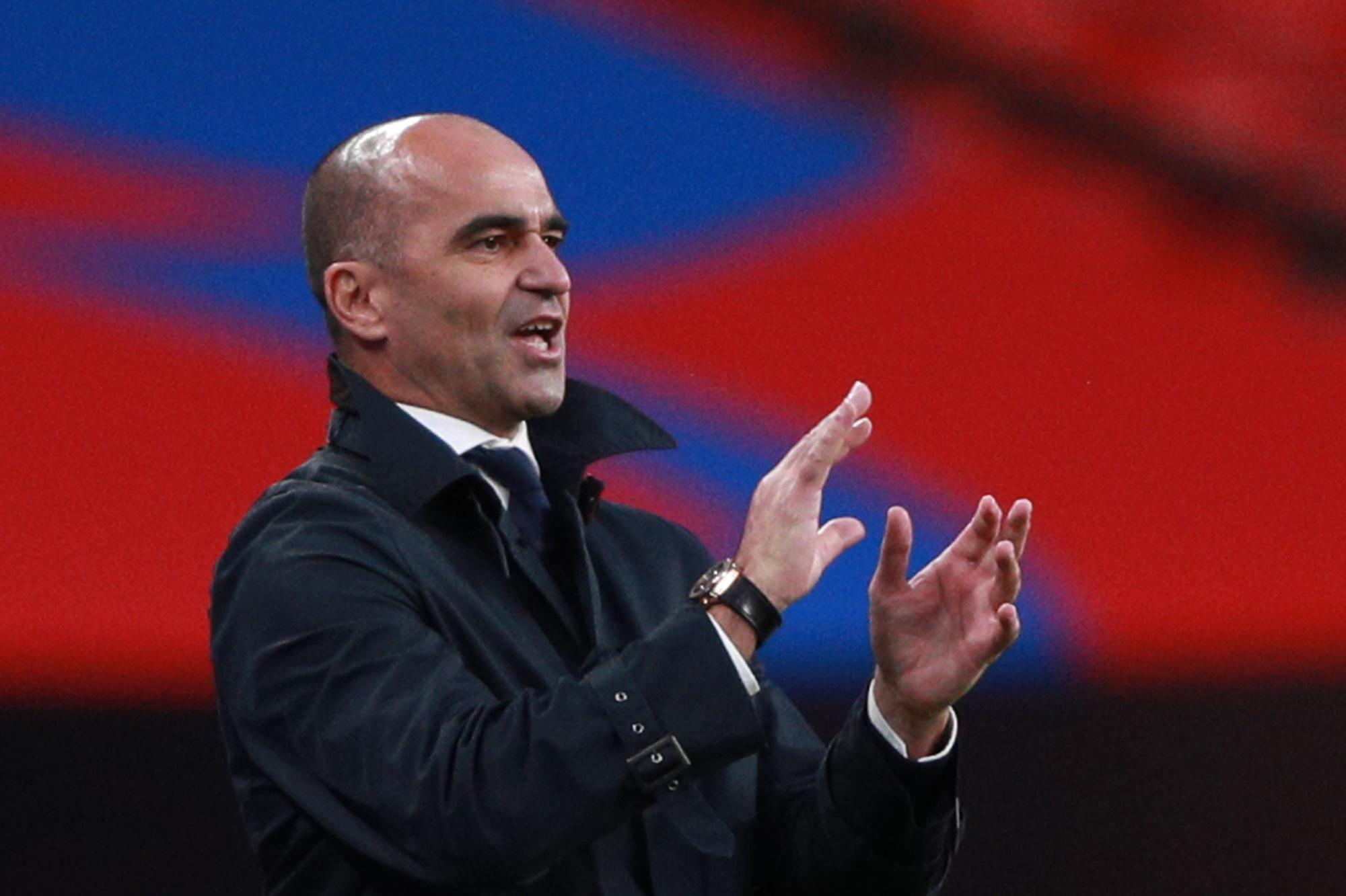 In 2018 was Martinez al enthousiast over mijn visie en manier van werken bij KV Kortrijk., Belga Image
