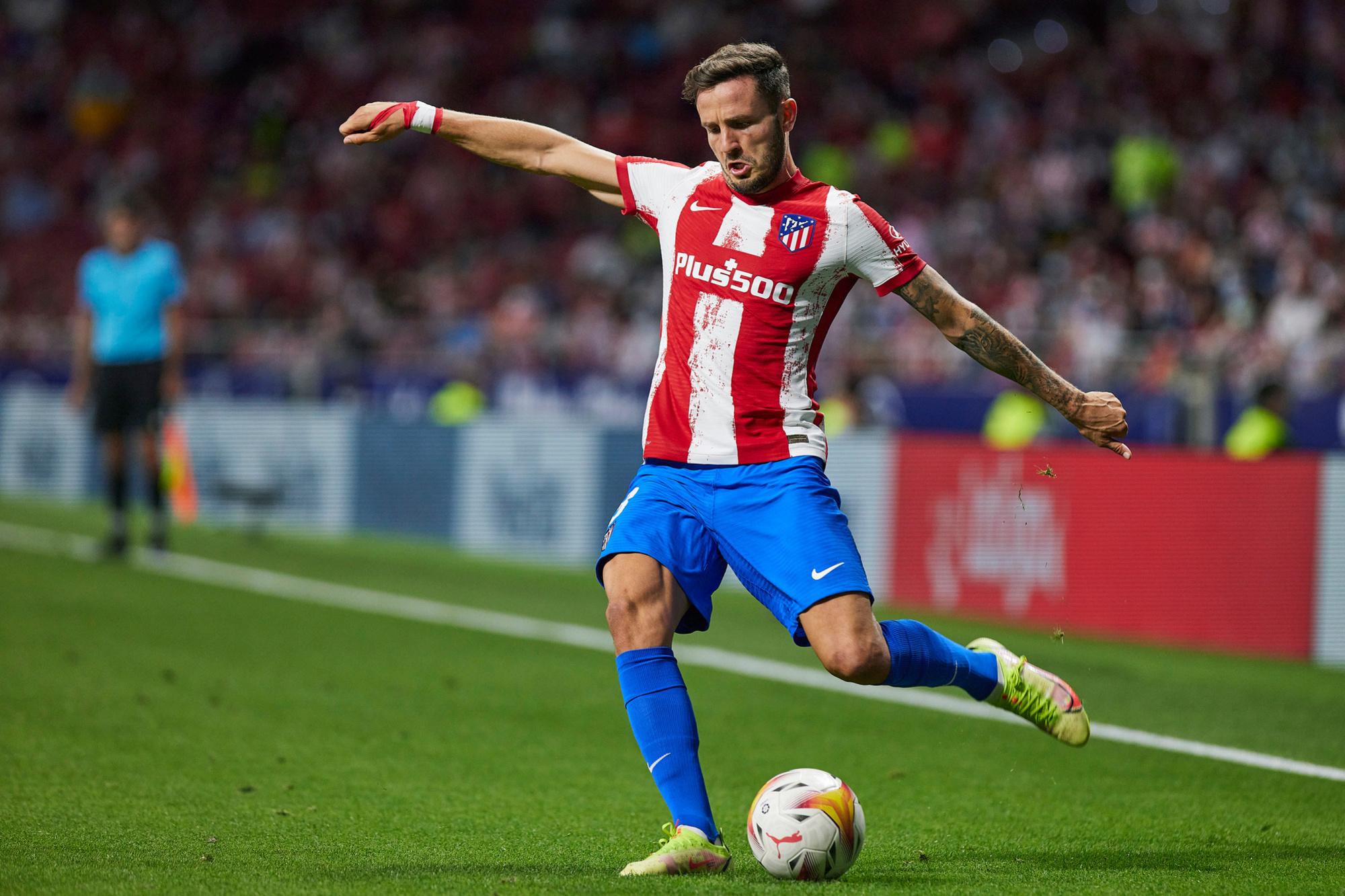 Saul quitte son cocon colchonero pour l'Angleterre et Chelsea., belga