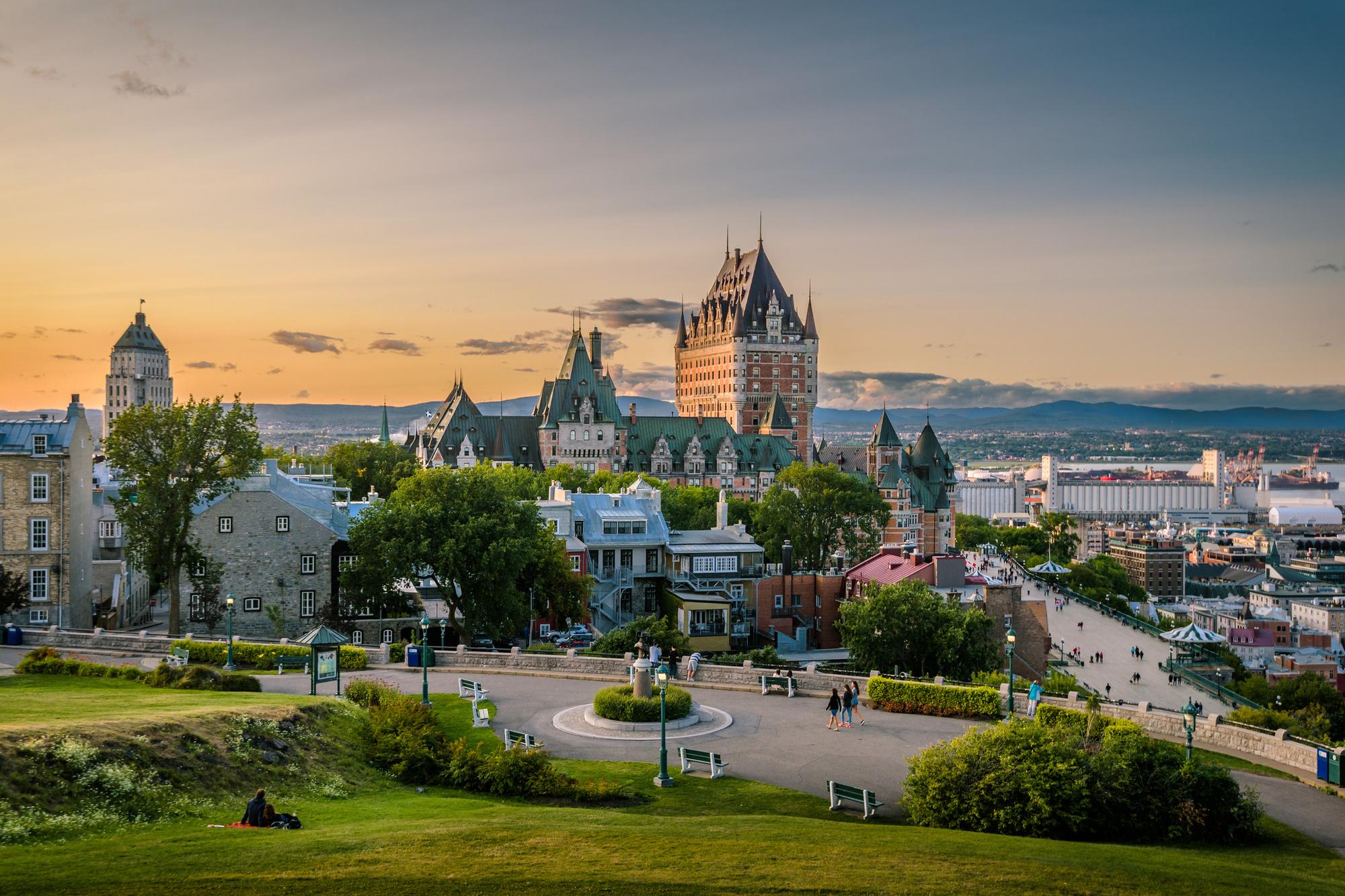 Québec (Canada), iStock