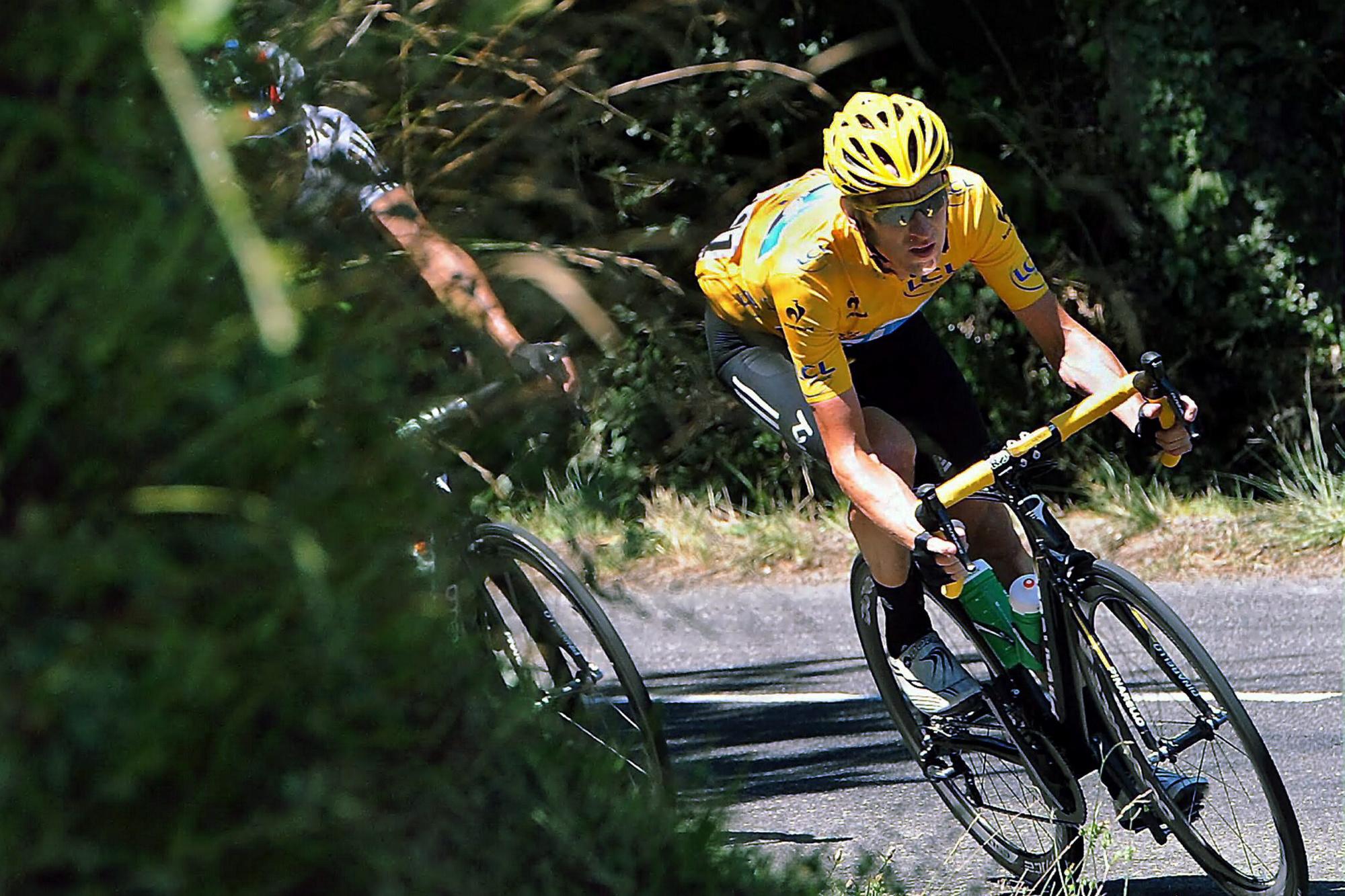 Bradley Wiggins au Tour de France 2012, MAXPPP