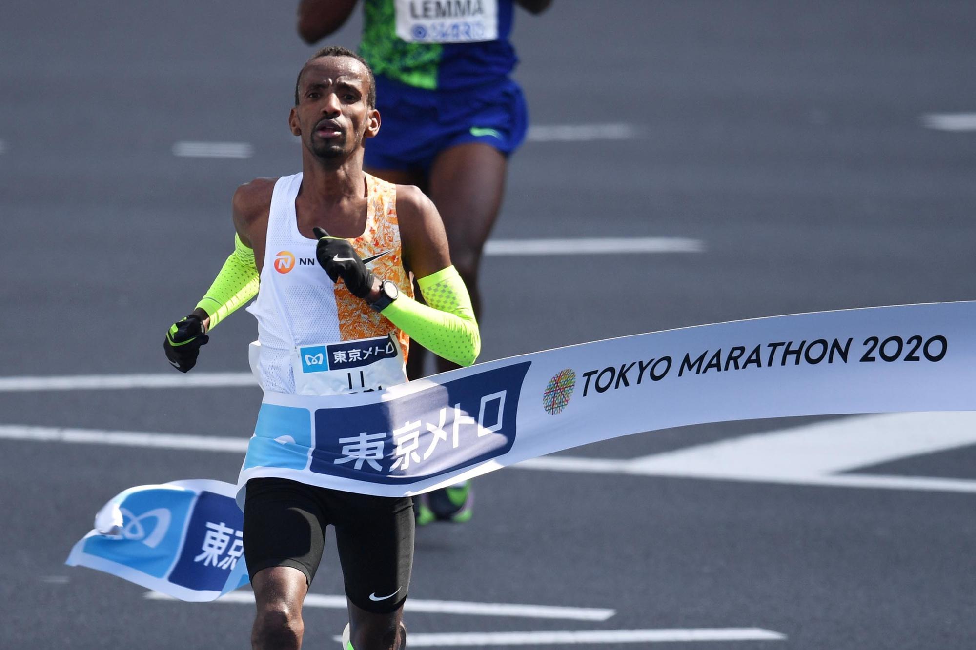 Bashir Abdi is een van de Belgische medaillekandidaten in Tokio, Belga Image