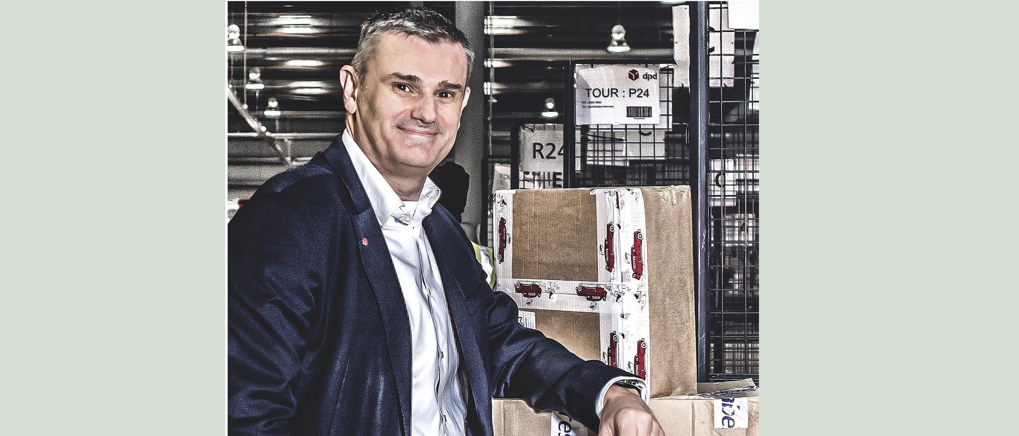 Wim Nagels (DPD), DN
