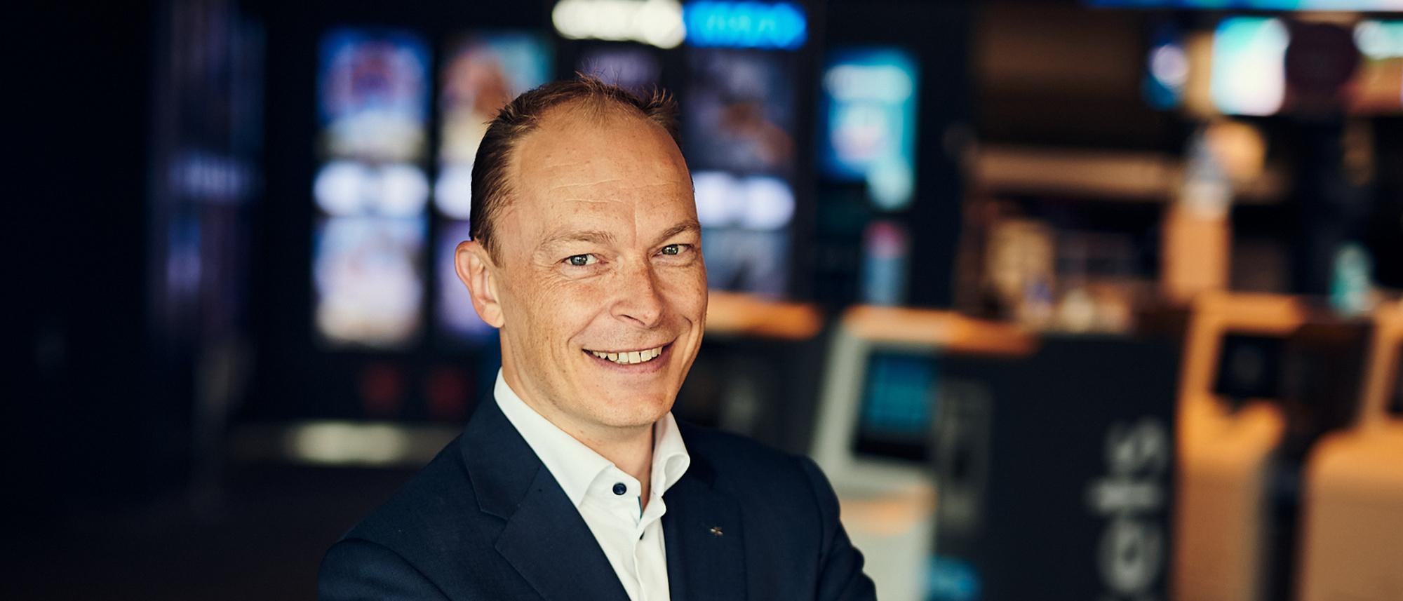 Bjorn Van Reet (CIO Kinepolis), DN
