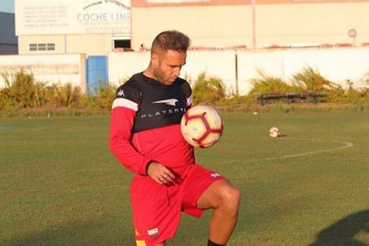 A l'entraînement avec Extremadura., Instagram