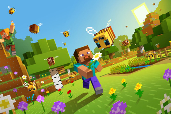 Minecraft, .