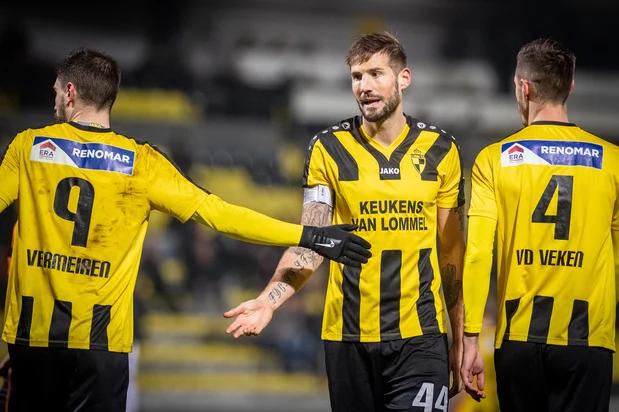 Après deux ans d'absence, le Lierse retrouve le foot pro., belga