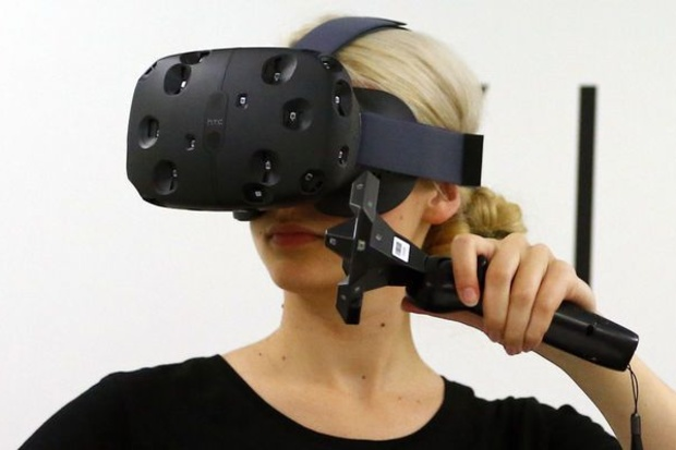 Le HTC Vive, Reuters