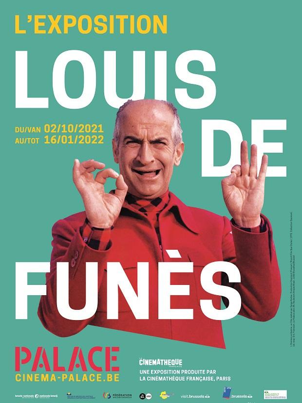 Expo Louis de Funès, Alle rechten voorbehouden