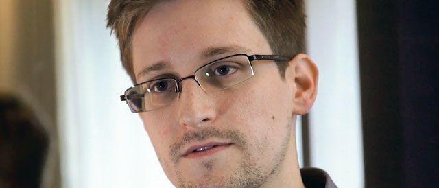 Edward Snowden., Getty images