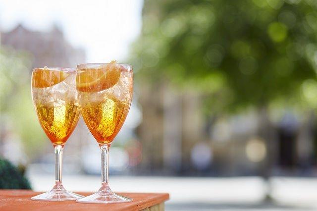 Le Spritz, nouveau cocktail de l'été, Apérol/ Flickr