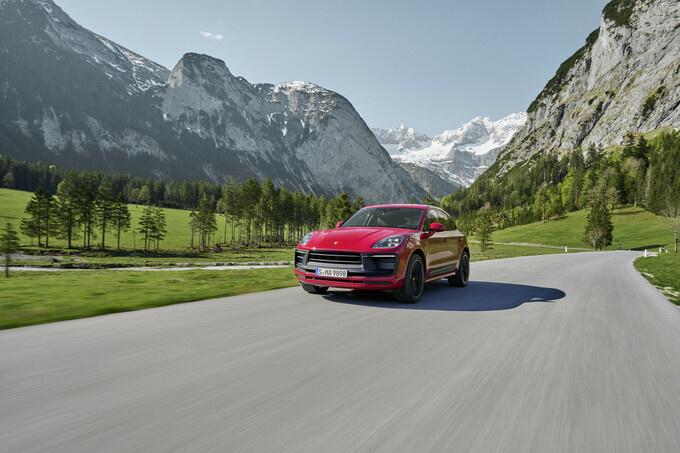 Porsche Macan, GF