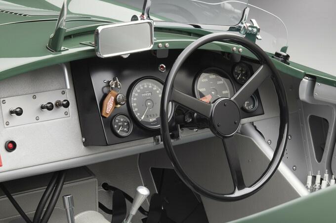 De C-Type werd tot in de kleinste details nagebouwd., GF