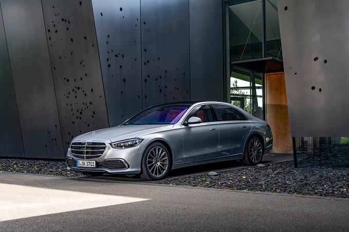 Mercedes S Klasse, GF