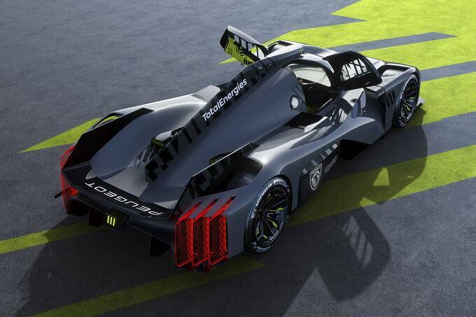 De 9X8 verschijnt in 2023 aan de start in Le Mans., GF