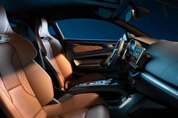 Extra luxe en comfort aan boord., GF