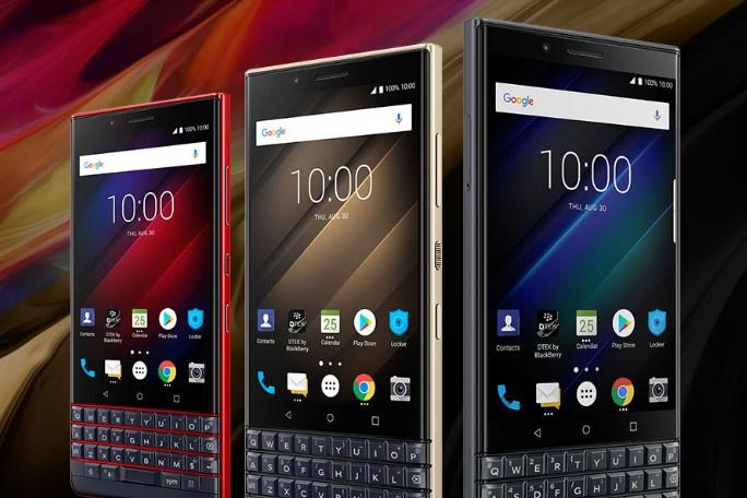 Le Key2 LE: probablement l'un des tout derniers appareils BlackBerry, BlackBerry / TCL