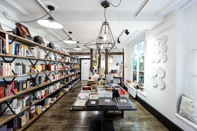Librarie-boutique Picasso, Yann Audino / Musée National Picasso-Paris