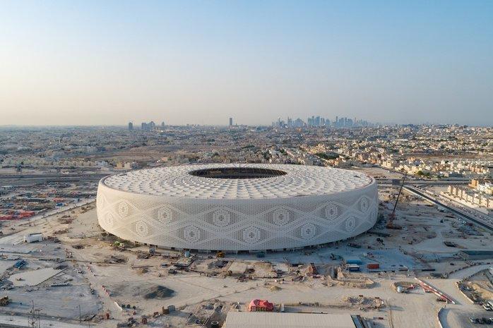 Al Thumama Stadium., GETTY