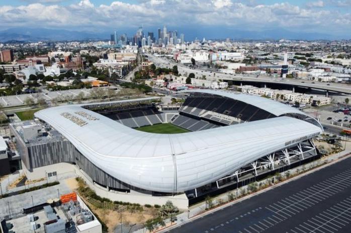 Education City Stadium., GETTY