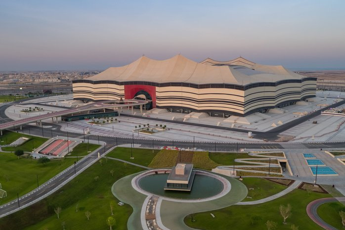 Al Bayt Stadium., GETTY