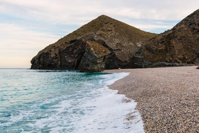 4. Playa de los Muertos en Andalousie, Getty