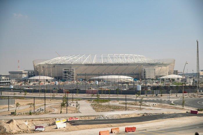 Al Rayyan Stadium., GETTY