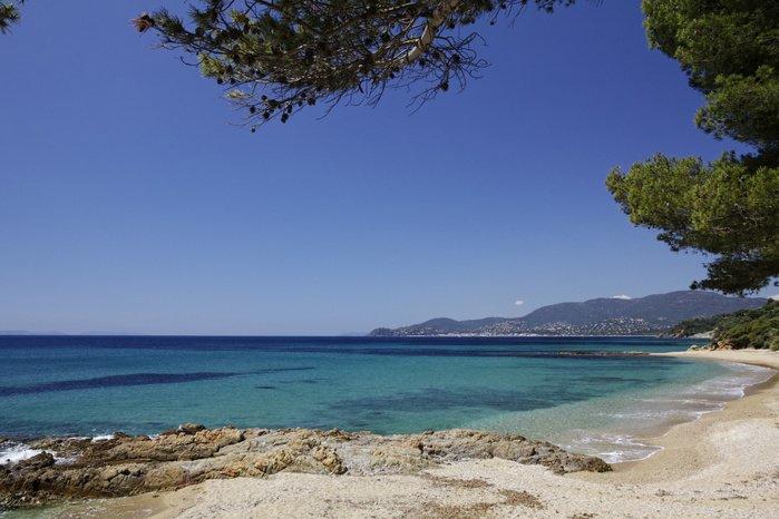 7. Plage de Gigaro en Provence-Alpes-Côte d'Azur, France, Getty