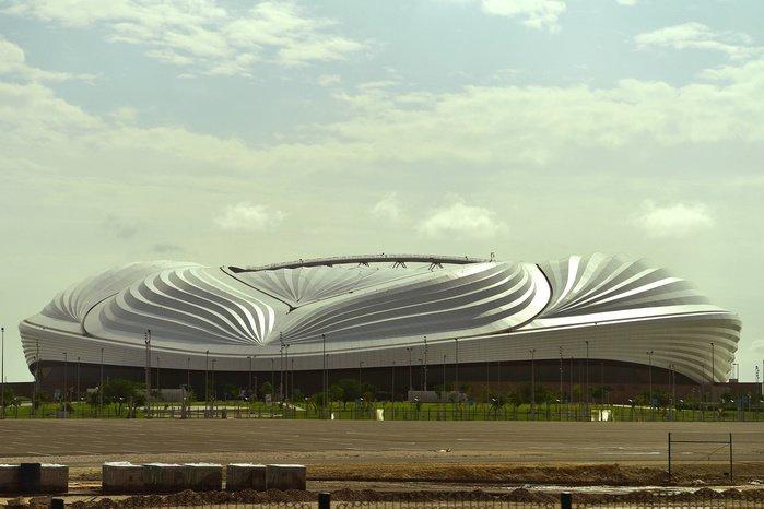 Al Janoub Stadium., GETTY