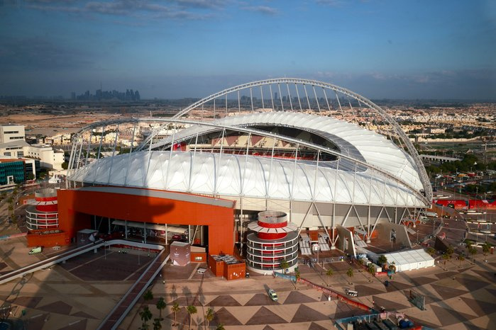 Kalifa International Stadium., GETTY
