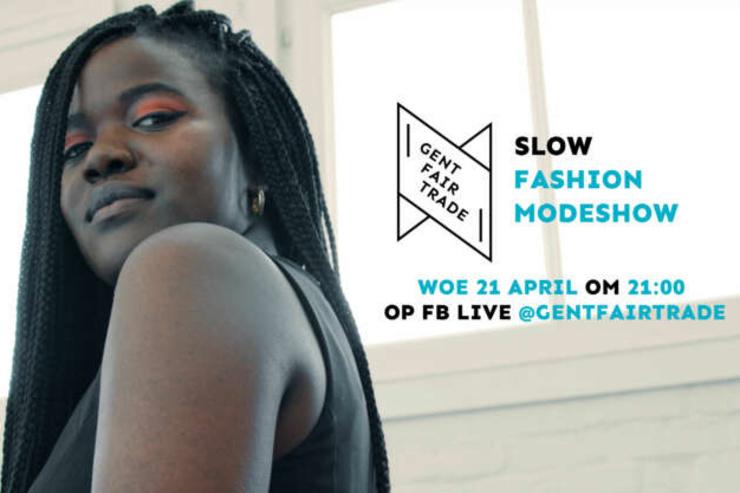 Fashion Show, Gent Fair Trade
