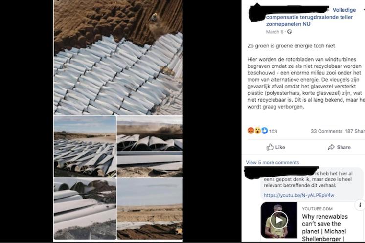 Screenshot Facebook, Facebook
