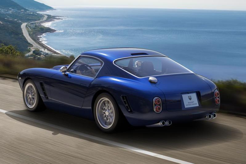 Een moderne interpretatie van de 250 GT SWB, GF