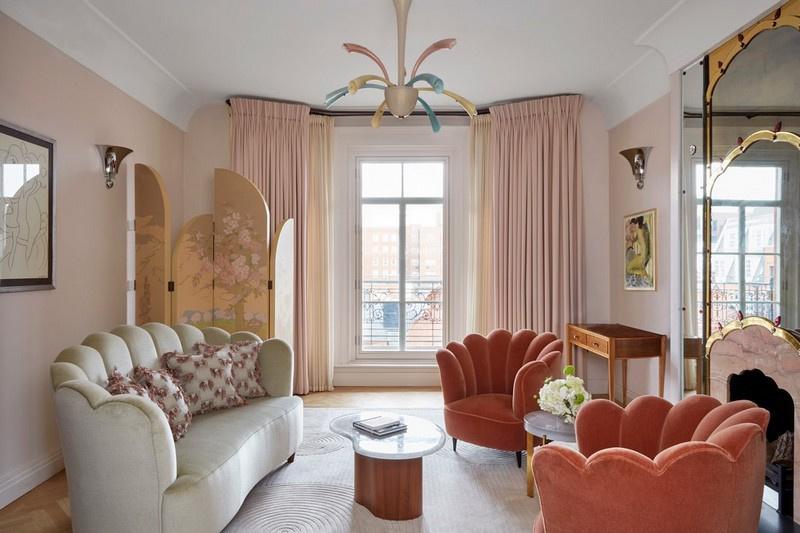 Mayfair suite in Claridge's, Claridge's