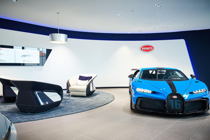 Bugatti Brussels, GF