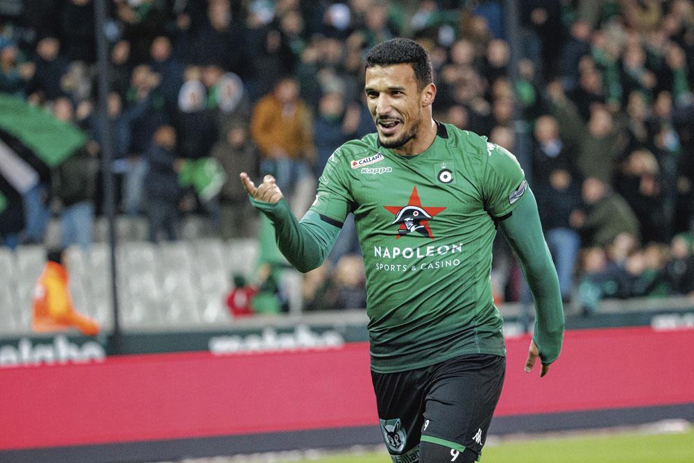 Idriss Saadi, belgaimage