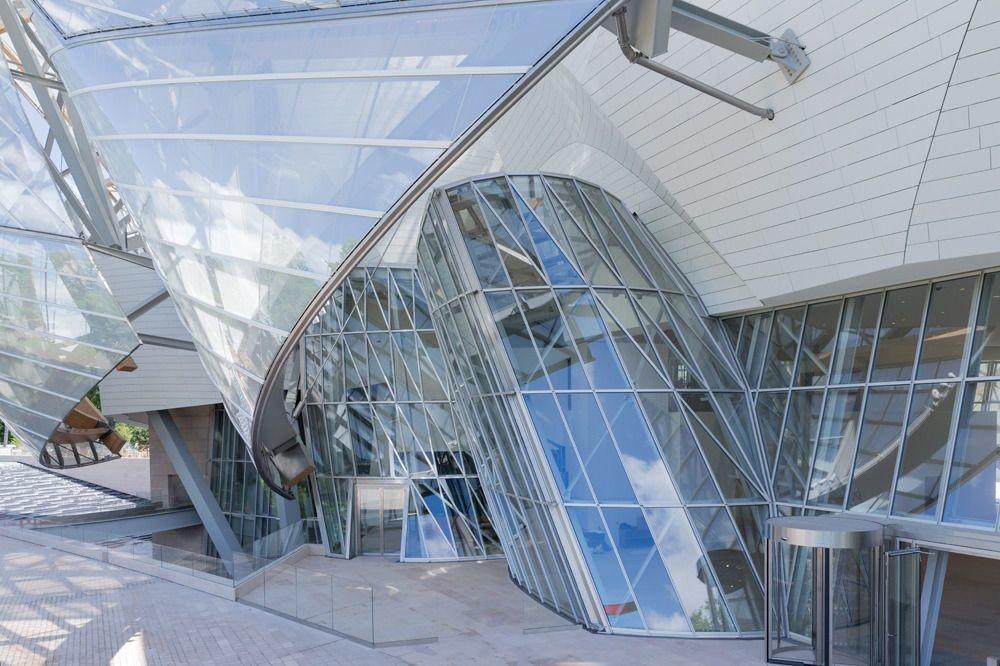 Fondation Louis Vuitton, Iwan Baan-Gehry partners LLP