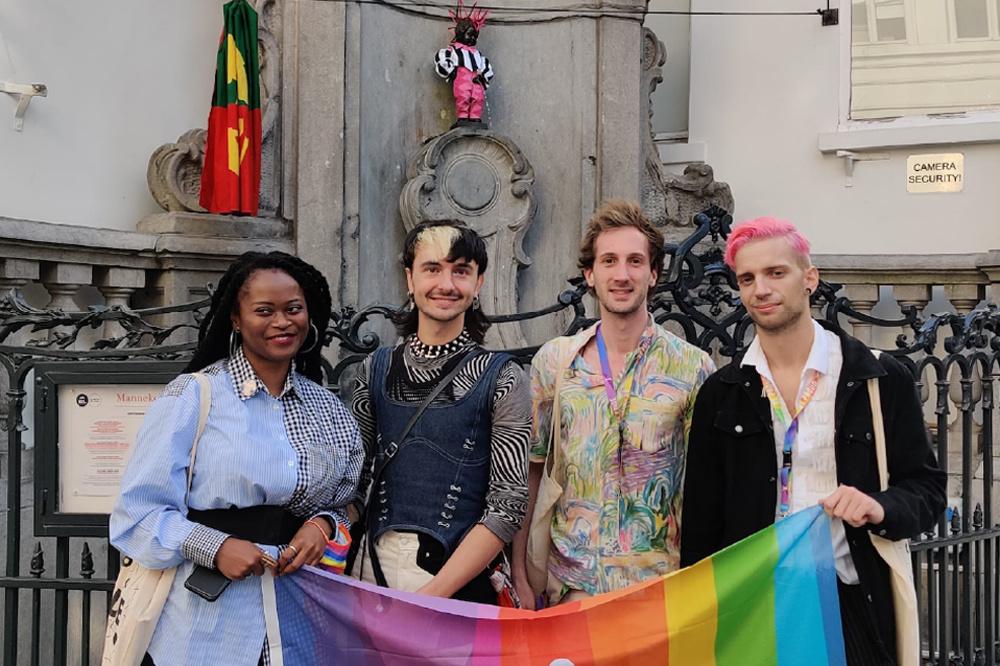 ., Belgian Pride