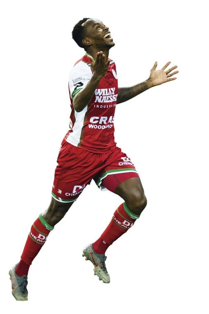 Saido Berahino, belgaimage