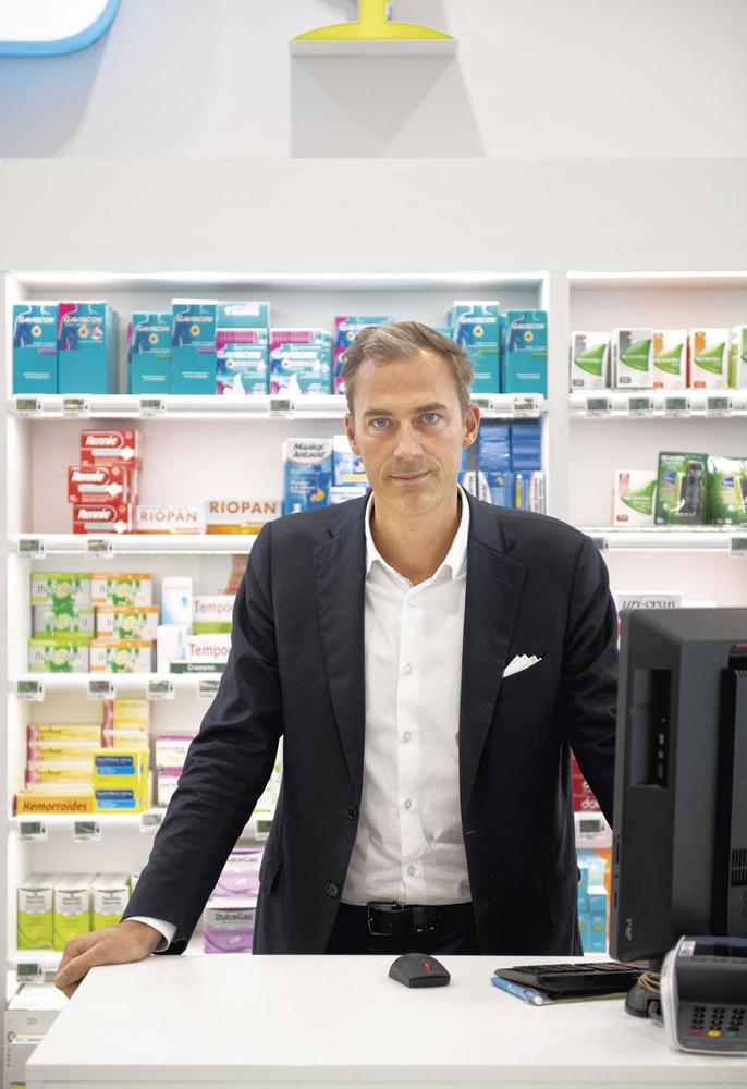 Yvan Verougstraete, CEO de Medi-Market - De manière générale, notre pays n'est pas des plus avancés en matière d'e-commerce. Et il est encore plus compliqué de faire du Web en pharmacie., christophe ketels