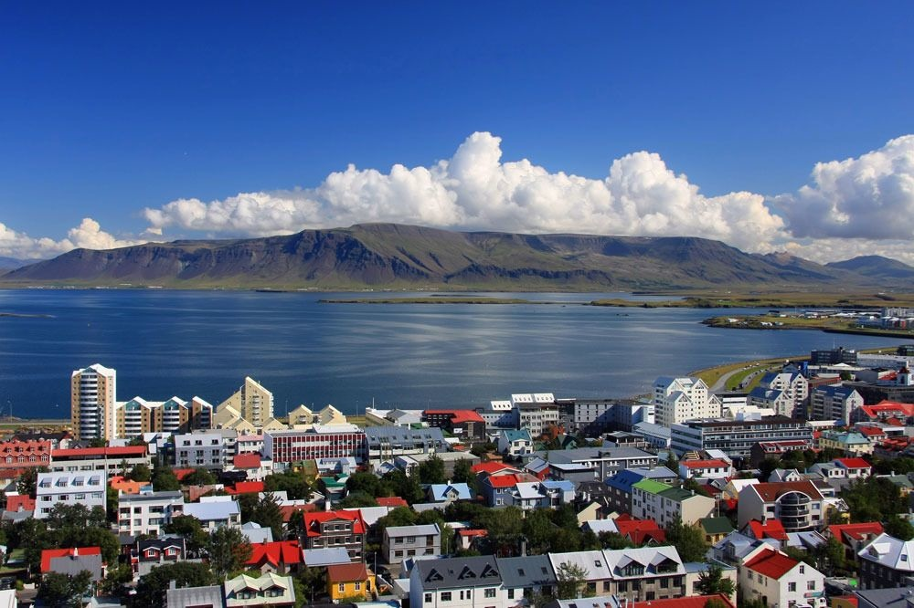 Reykjavik (Islande), iStok