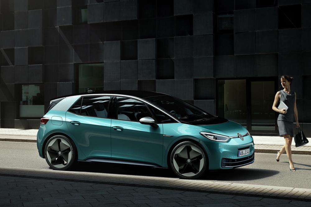 VW ID.3 is voorbestemd om marktleider te worden in het e-segment., /