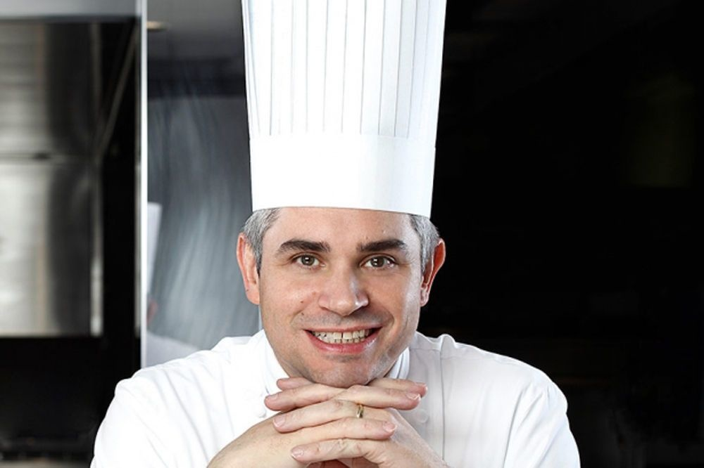 Le chef Benoît Violier, site www.restaurantcrissier.com