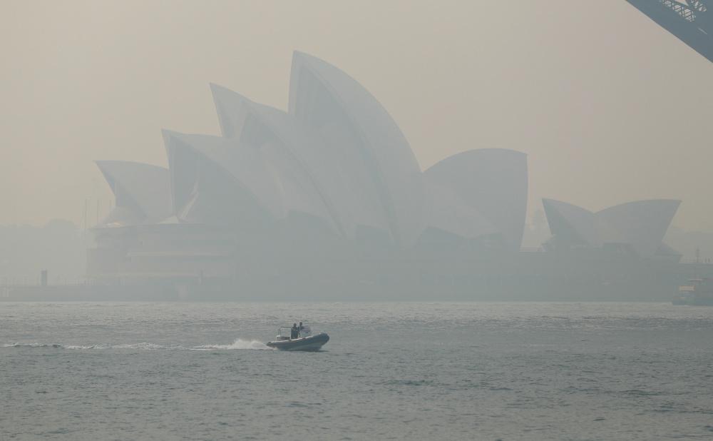 Sydney, AFP