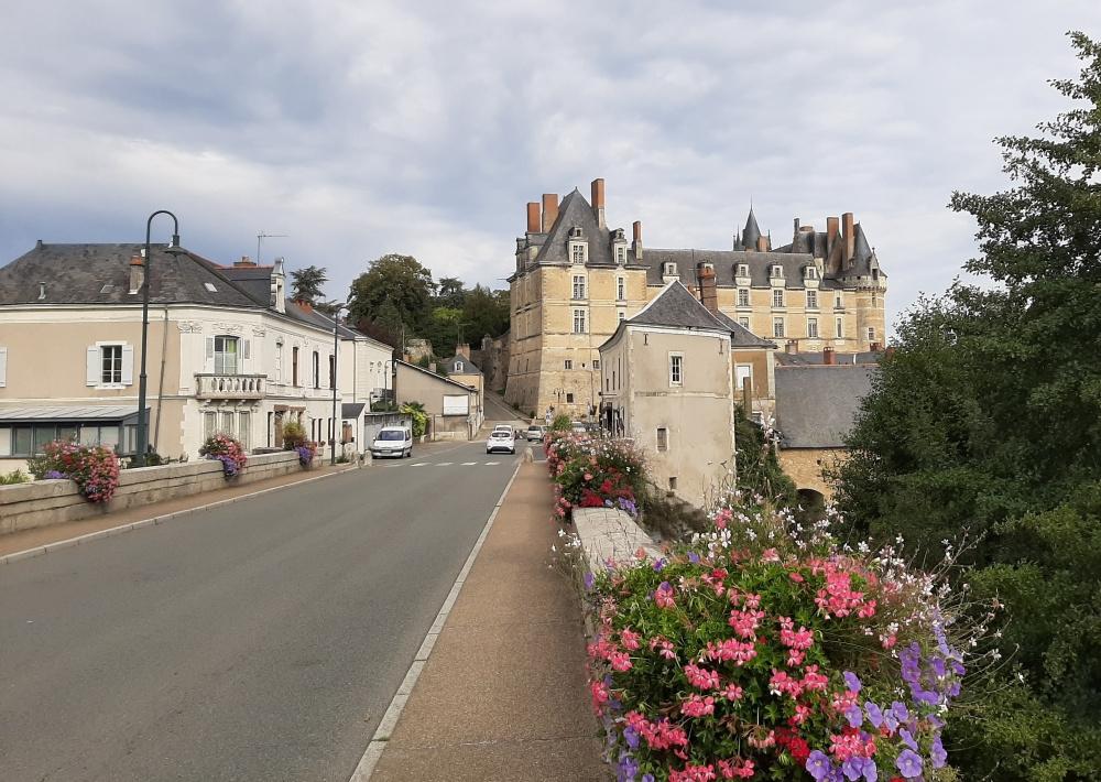 La Vallée du Loir à Vélo, Luc Oteman
