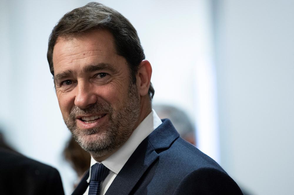 Christophe Castaner, AFP