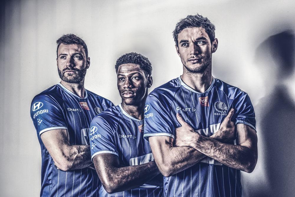 Laurent Depoitre, Jonathan David en Roman Jaremtsjoek hebben een voet in 73 procent van de goals van KAA Gent dit seizoen., koen bauters